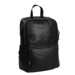 Τσάντα Πλάτης Δέρμα Laptop 15.6'' The Chesterfield Brand C58.0163 Μαύρο