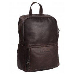 Τσάντα Πλάτης Δέρμα Laptop 15.6'' The Chesterfield Brand C58.0163 Καφέ