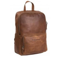 Τσάντα Πλάτης Δέρμα Laptop 15.6'' The Chesterfield Brand C58.0163 Ταμπά