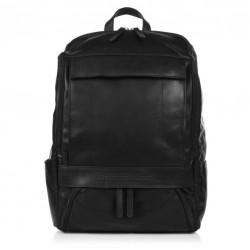 Τσάντα Πλάτης Δέρμα Laptop 15.6'' The Chesterfield Brand C58.0157 Μαύρο