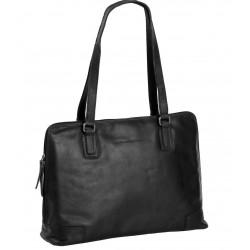 Τσάντα Γυναικεία Δέρμα The Chesterfield Brand C48.0841 Μαύρο