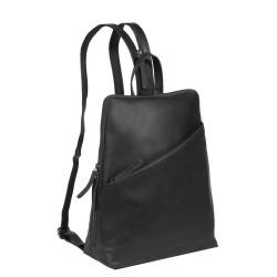 Τσάντα Πλάτης Γυναικεία Δέρμα The Chesterfield Brand C58.0147 Μαύρο