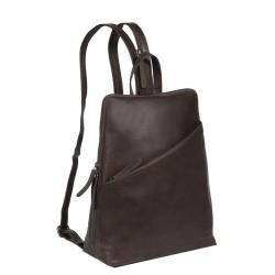 Τσάντα Πλάτης Γυναικεία Δέρμα The Chesterfield Brand C58.0147 Καφέ