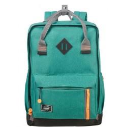 Τσάντα Πλάτης Laptop 17.3'' American Tourister Urban Groove 107267-1388 Πράσινο