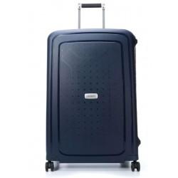 Βαλίτσα Μεγάλη 75 εκ Samsonite S'cure Dlx 50918 Μπλε