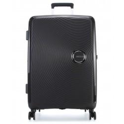 Βαλίτσα Μεγάλη 77εκ American Tourister Soundbox 88474 Μαύρο
