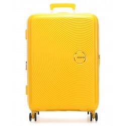 Βαλίτσα Μεγάλη 77εκ American Tourister Soundbox 88474 Κίτρινο