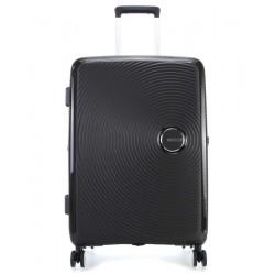 Βαλίτσα Μεσαία 67εκ American Tourister Soundbox 88473 Μαύρο