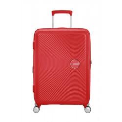 Βαλίτσα Μεσαία 67εκ American Tourister Soundbox 88473 Κόκκινο