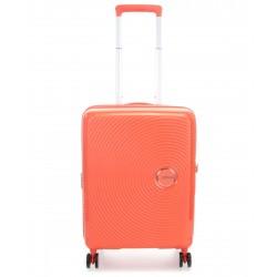 Βαλίτσα Καμπίνας 55εκ American Tourister Soundbox 88472 Πορτοκαλί