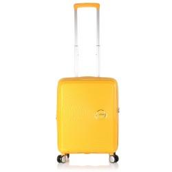 Βαλίτσα Καμπίνας 55εκ American Tourister Soundbox 88472 Κίτρινο