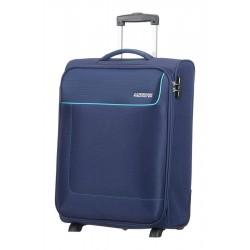 Βαλίτσα Καμπίνας 55εκ American Tourister Funshine 75506 Μπλε
