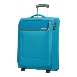 Βαλίτσα Καμπίνας 55εκ American Tourister Funshine 75506 Γαλάζιο