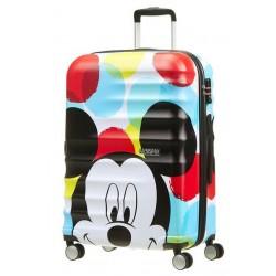 Βαλίτσα Μεσαία 65εκ. American Tourister Disney Wavebreaker 85670-6978 Mickey Close-Up