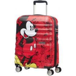 Βαλίτσα Καμπίνας American Tourister Wavebreaker Disney Mickey Comics Red 85667-6976
