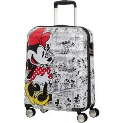 Βαλίτσα Καμπίνας American Tourister Wavebreaker Disney Minnie Comics 85667-7484