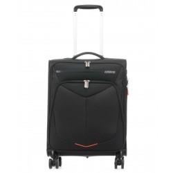 Βαλίτσα Καμπίνας 55εκ American Tourister Summerfunk Spinner 124889-1041 Μαύρο