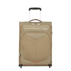 Βαλίτσα Καμπίνας 55εκ American Tourister Summerfunk Upright 124887-1030 Μπεζ