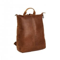 Τσάντα Πλάτης Γυναικεία Δέρμα The Chesterfield Brand C58.0141 Ταμπά