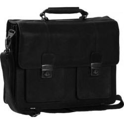 Χαρτοφύλακας Δέρμα Laptop 15.6'' The Chesterfield Brand C48.0123 Μαύρο