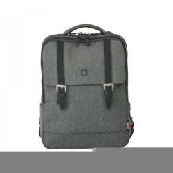 Τσάντα Πλάτης Laptop 15.6'' New Line X29254B Ανθρακί