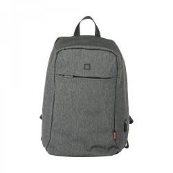 Τσάντα Πλάτης Laptop 15.6'' Antitheft New Line X29531 Ανθρακί