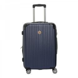 Βαλίτσα Μεσαία σκληρού τύπου 65εκ. New Line 6030/24 Μπλε
