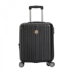 Βαλίτσα Καμπίνας 55εκ. New Line 6030/20 Μαύρο