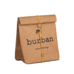 Τσαντάκι Φαγητού Ισοθερμικό Burban Lunch bag 1001 Kraft
