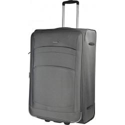 Βαλίτσα Μεσαία 63εκ Diplomat ZC6018-M Γκρι