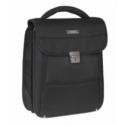 Χαρτοφύλακας Όρθιος Laptop 13'' Diplomat BL211 Μαύρο