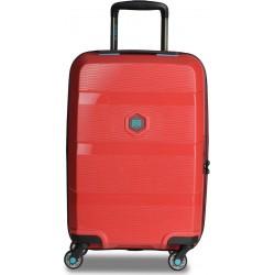 Βαλίτσα Καμπίνας 55εκ. BG Berlin Zip2 BG003/05/208/20 Κόκκινο