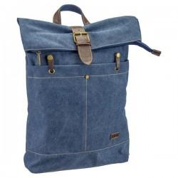 Τσάντα Πλάτης Unisex Rcm 16950 Μπλε
