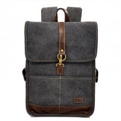 Τσάντα Πλάτης Laptop 13'' Rcm 17546 Μαύρο