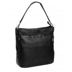 Τσάντα Γυναικεία Δέρμα The Chesterfield Brand C48.1114 Μαύρο