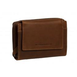 Πορτοφόλι Γυναικείο Δέρμα The Chesterfield Brand C08.017231 Ταμπά