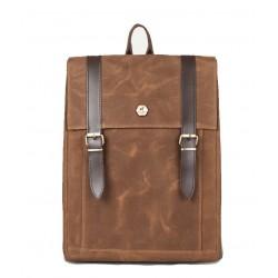 Τσάντα Πλάτης Laptop 13,3'' Burban Somersault 3030 Καφέ