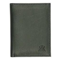 Καρτοθήκη / Πορτοφόλι Δέρμα Kappa 1977 Πράσινο