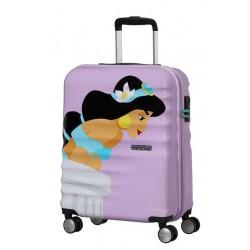 Βαλίτσα Καμπίνας 55εκ. American Tourister Disney Wavebreaker Princess Jasmine 131398-L179