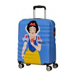 Βαλίτσα Καμπίνας 55εκ. American Tourister Disney Wavebreaker Princess SnowWhite 131398-T558