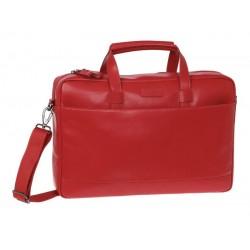 Χαρτοφύλακας Γυναικείος Laptop 15,6'' Diplomat BU200 Κόκκινο
