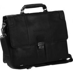 Χαρτοφύλακας Δέρμα Laptop 15.6'' The Chesterfield Brand C48.0228 Μαύρο