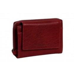 Πορτοφόλι Γυναικείο Δέρμα The Chesterfield Brand C08.037204 Κόκκινο