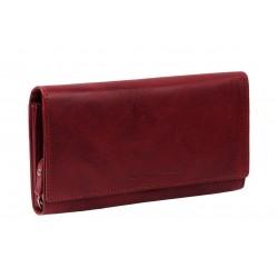 Πορτοφόλι Γυναικείο Δέρμα The Chesterfield Brand C08.037304 Κόκκινο