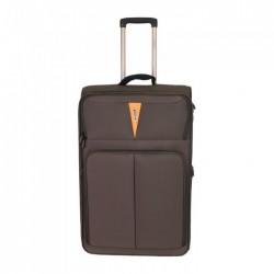 Βαλίτσα Μεγάλη 71εκ Diplomat ZC6100-L Καφέ