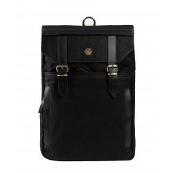 Τσάντα Πλάτης Laptop 15,6'' Burban Denizen 3020 Μαύρο