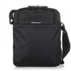 Τσαντάκι Ανδρικό ώμου Diplomat PC524 Tablet Μαύρο