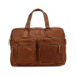 Χαρtοφύλακας Δέρμα Laptop 17'' The Chesterfield Brand C40.1034 Ταμπά
