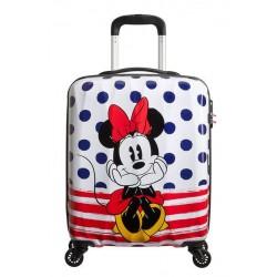 Βαλίτσα Καμπίνας American Tourister Disney Legends Minnie Blue Dots 92699-9071