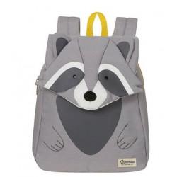 Σακίδιο πλάτης παιδικό Samsonite Happy Sammies Raccoon Remy 132082-8734